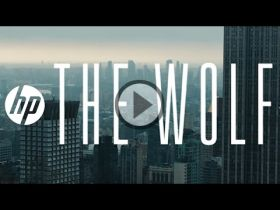 HP lanceert cybersecurity-serie 'The Wolf' met hoofdrol Christian Slater